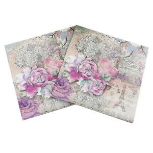 design-tower-paper-napkins-rose-festive-party-tissue-floral-decoration-20pcs-XR