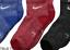 Nike Little Boys 3-Pk Performance Cushioned Quarter Training Socks Size S or M