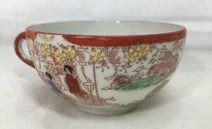 Teacup-Soko-Eggshell-China-Vintage-Handpainted-Japan-Detailed-Scenery