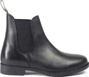 P-Brogini-Pavia-Adult-Paddock-Boot-black-Clearance-sale-now-Only-27-99