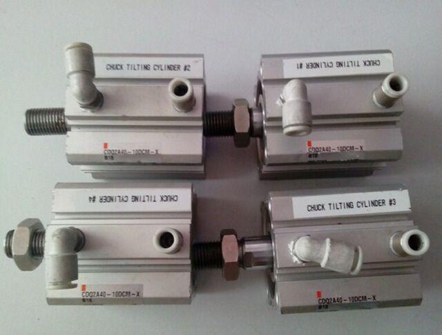 1pcs Used SMC Solenoid Valve VX2120-02-5G1   eBay