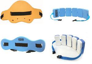 Water aerobics swim belt jogging flotation pool fitness learn to swim gym choose ebay for Flotation belt swimming pool exercise equipment