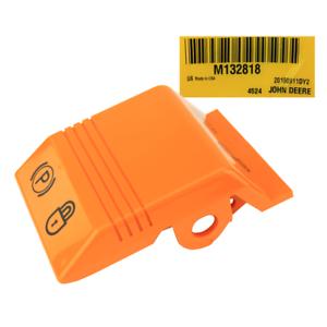 John Deere Original Equipment Parking Brake Handle #M132818