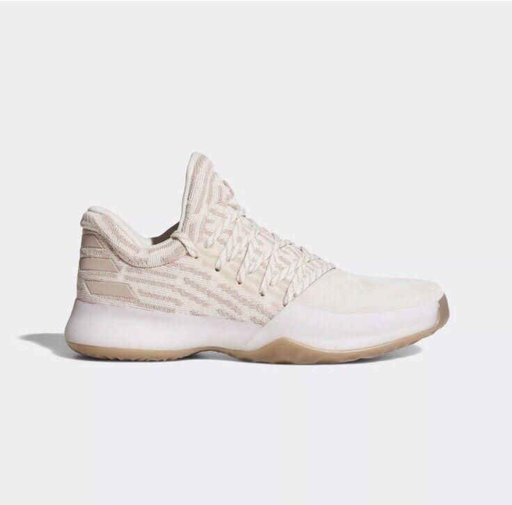 Men's Adidas James Harden Vol. 1 PK  SZ 12 PrimeKnit Basketball shoes AP9840