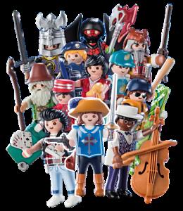 PMW-Playmobil-70159-1X-FIGURES-SERIE-16-CHICOS-BOYS-100-NUEVAS-NEW-Envio-Rapido