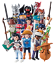 PMW-Playmobil-70159-1X-FIGURES-SERIE-16-CHICOS-BOYS-100-NUEVAS-NEW-Envio-Rapido miniatura 1