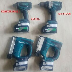 EU-ONLY-Makita-18v-Compact-Driver-Drill-Grinder-To-Hitachi-18V-Battery-Adapter