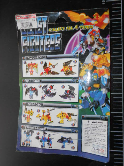 TRANSFORMERS TRANSFORMERS TRANSFORMERS GENERATION Beast Fighters Falcon ROT Tiger Robot TOYS RARE 1bad3a