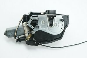 Bmw E65 7 Series Front Right Rh Door Lock Latch Actuator Oem 2003 2008 Ebay