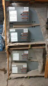 4 Trane Fan Powered Box Hvac Equipment New Ebay