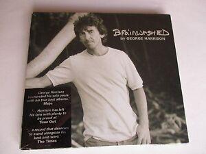 George Harrison Brainwashed UK 2-disc CD/DVD set (226490)