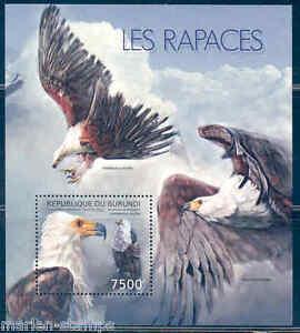 BURUNDI-2012-BIRDS-OF-PREY-SOUVENIR-SHEET-MINT-NH