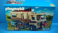 Playmobil 4839 Adventure Truck For Collectors In Box Geobra Toy