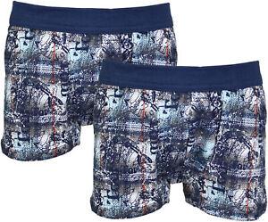 2-Stk-Schiesser-Jungen-Retro-Shorts-Boxershorts-Unterhosen-SP98-OKOTex
