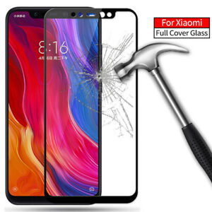 For-Xiaomi-Redmi-Note-6-Pro-5D-9H-Full-Coverage-Tempered-Glass-Screen-Protector