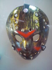 Freitag der 13. 2009 – Original Jason Voorhees Hockey-Maske Replica Lake Mud