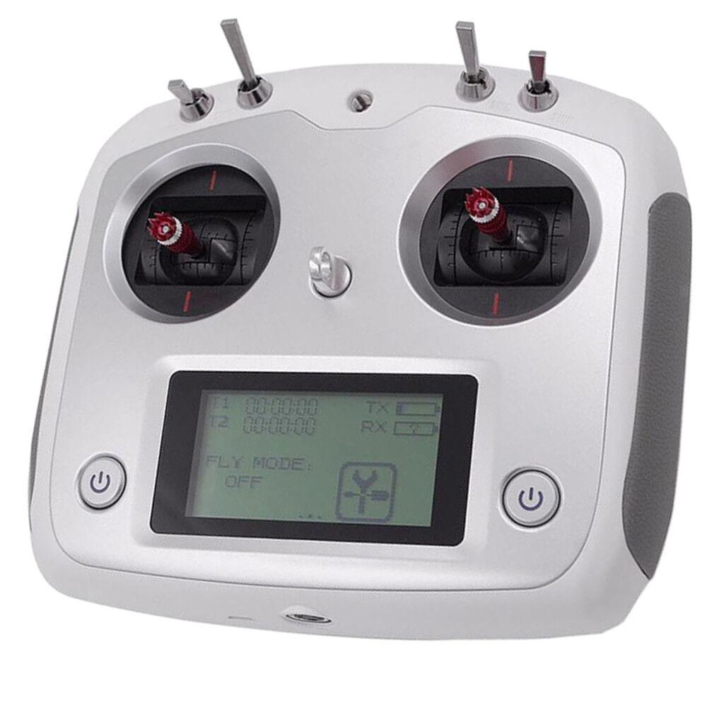 Flysky 2.4GHz 10 canales digital transmisor y receptor de FPV sistema de radio