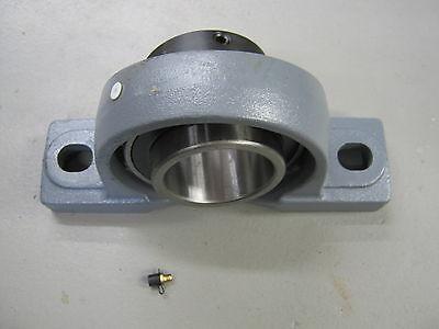 """2-7//16/"""" Pillow Block Bearing W// Lock Collar HCAK212-39"""