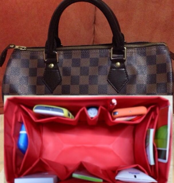 656af765893cb Bag Organizer Base Shaper Internal for LV Speedy 35 in Brown Color
