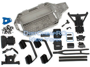 TRA7421-Traxxas-LCG-Chassis-Conversion-Kit-Low-Center-of-Gravity-Slash-4x4-Rally