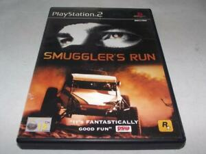Smuggler-039-s-Run-PS2-PAL-Complete