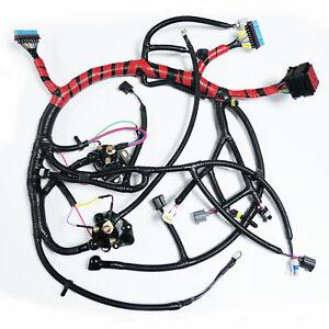 engine wiring harness 7.3l diesel w/o calif fit for ford super duty 02-03  f-350   ebay  ebay