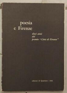 POESIA-E-FIRENZE-AA-VV-EDIZIONI-DI-QUARTIERE-1966