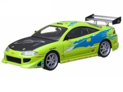 1 43 Fast & Furious Film Model Brians 1995 1995 1995 Mitsubishi Eclipse 86c3d6