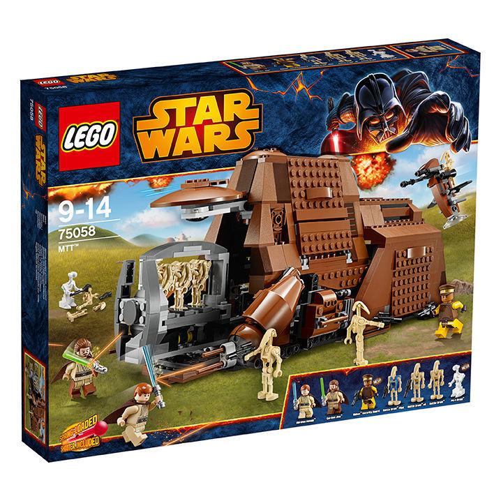 LEGO StarWars MTT (75058) - NEU/OVP/MISB