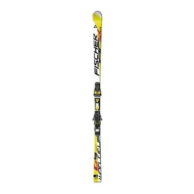 Fischer RC4 WorldCup GS Racing Skis, 183cm, 30m radius (medium)  season 2014  new exclusive high-end