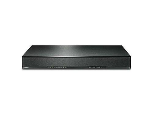 Yamaha SRT-700 7.1-Channel Sound Bar with Bluetooth with Dual Built-In Subwoofers (Black)