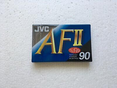 SEALED JVC    AF I  46 BLANK CASSETTE TAPE 1