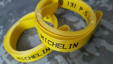 Michelin 700c RIM TAPES (Pair) 16x622 Road Bike Wheels Tyres Tubes NEW