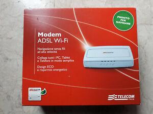 Enthousiaste Modem Adsl2+ Wi-fi N Tim Telecom