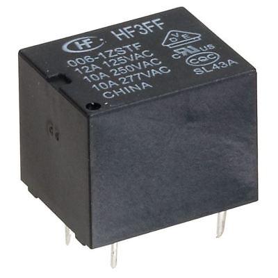 Hongfa HF3FA//012-ZTF PCB Mount relais 12 V DC inverseurs