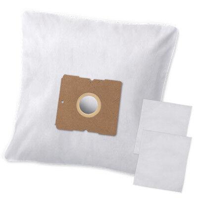 20 Staubsaugerbeutel inkl o. Korb Staubsauger Filter für Salco Caddy STC-1800