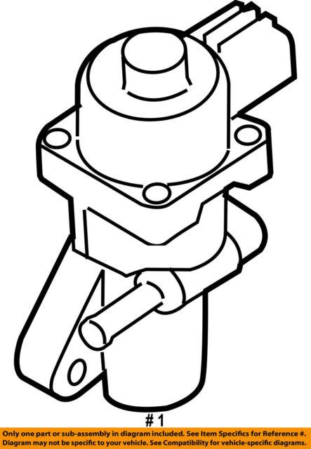 Buy Ford Oem Egr Valve 1l5z9d475aa Image 1 Online