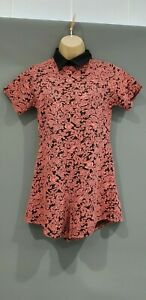 Pantaloncini Collection M taglia rosa neri Bnwt e Playsuit l Parisian FZwxREqH