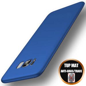 Hybride-Antichoc-Housse-Etui-Coque-MAT-Samsung-Galaxy-S9-S8-Plus-Note-8-J3-J5-J7
