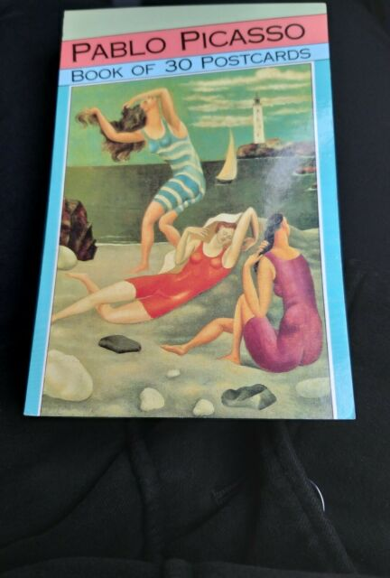 Pablo Picasso: Book of 30 Postcards Postcard book or pack Book The Cheap Fast
