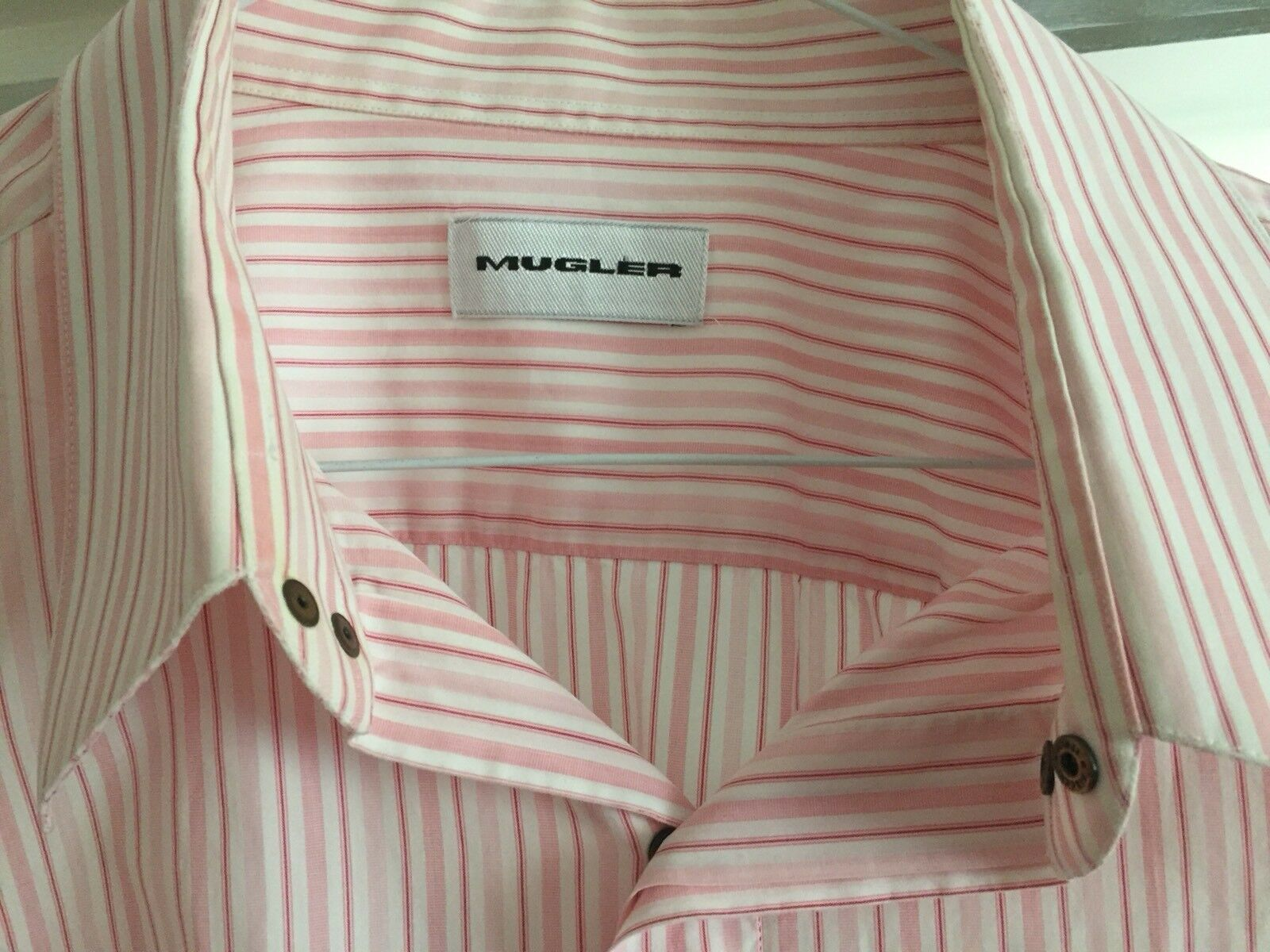Thierry Mugler Shirt Great Condition