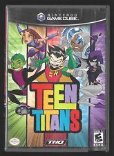Can gamecube teen titans faq consider