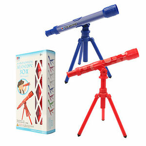 Kids-Astronomical-Telescope-Educational-Stargazing-Childrens-Toy-with-Tripod