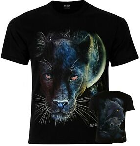 Black Panther Official Wild T-Shirt UK Stockist M L XL