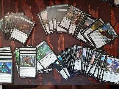 Foil Near Mint MTG Theros 4x Chainweb Aracnir 167//254 Beyond Death