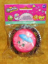 Shopkins Cupcake Papers,Wilton,415-7116,Multi-Color,Bake Cups,Standard Size