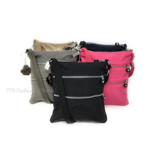 1b7e1eab9 Image is loading Kipling-Keiko-Authentic-Shoulder-Crossbody -Bag-Adjustable-Strap