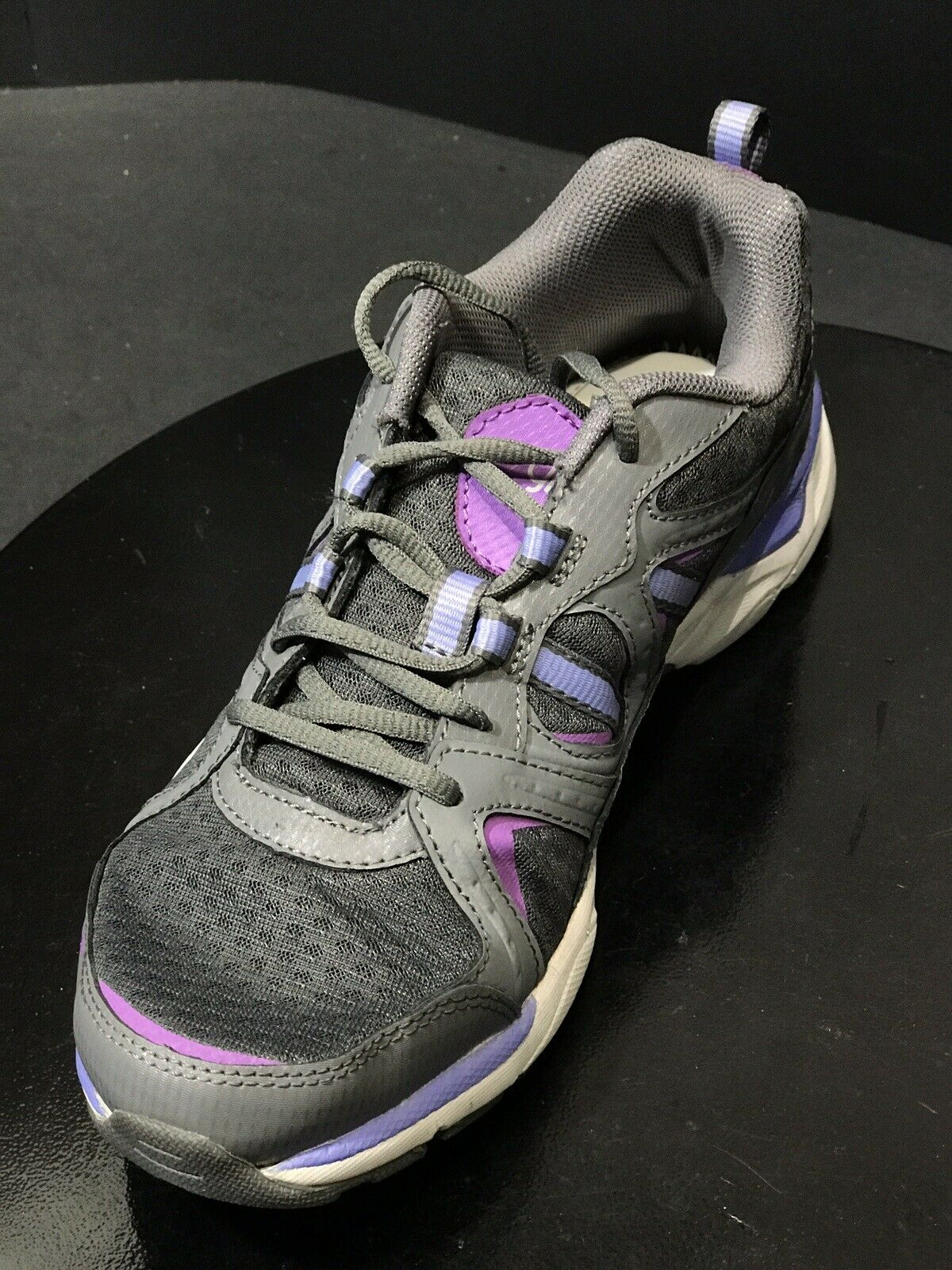 Ryka Revenant Sneakers Women's Walking shoes Grey color Size US 9 M