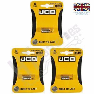 3-X-Jcb-LR1-1-5V-Super-Alkaline-Batterie-n-Mn9100-Lr1-E90-A34-AM5