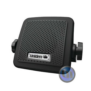 7W-High-Quality-Uniden-Bearcat-Extension-Speaker-for-UHF-CB-AM-Radios-Scanners